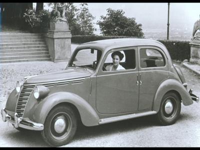 1949 Fiat 1100 E. Fiat 1100 E (1949)