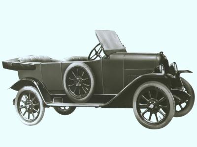 Fiat 501 S Torpedo Sport (1919)