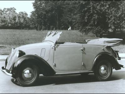 Fiat 508 C Balilla 1100 (1937)
