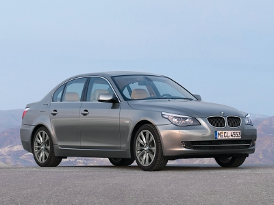 Planet d\'Cars: 2008 BMW 5-Series Security