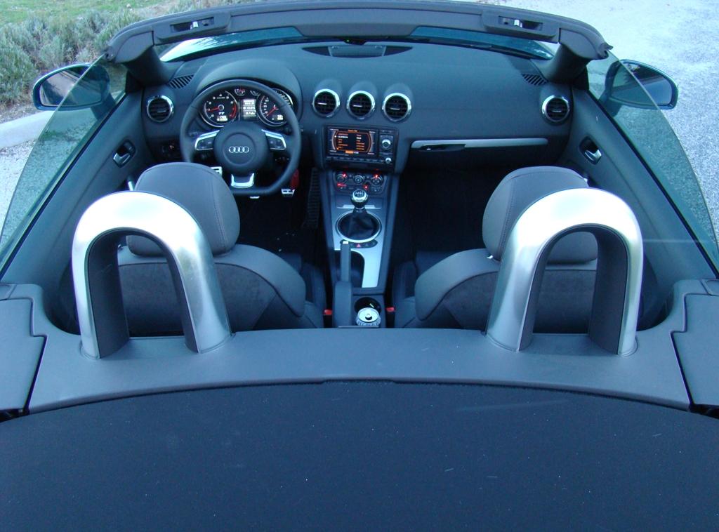 Audi Tt Roadster 1 8t Fsi