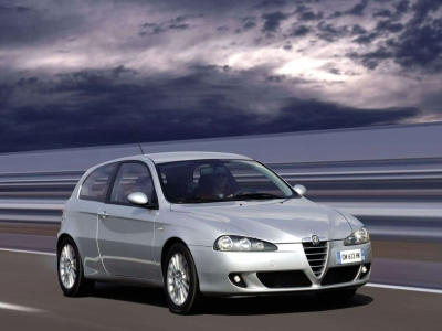 Alfa Romeo 147 3door (2004)