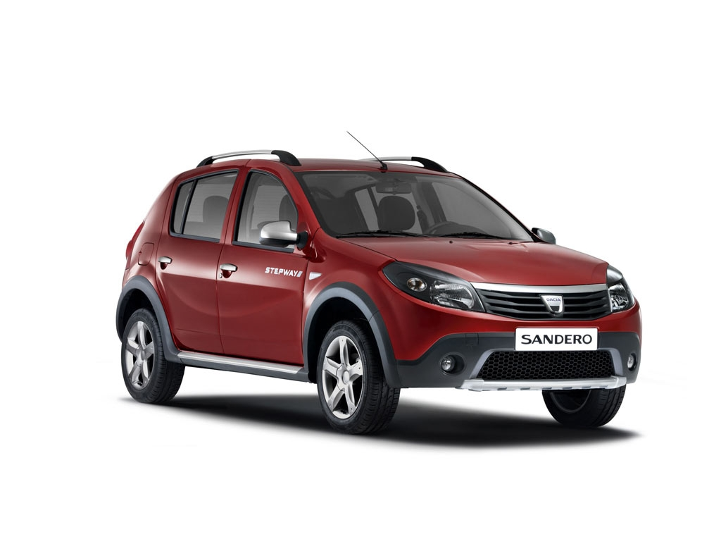 precios dacia sandero stepway. Black Bedroom Furniture Sets. Home Design Ideas