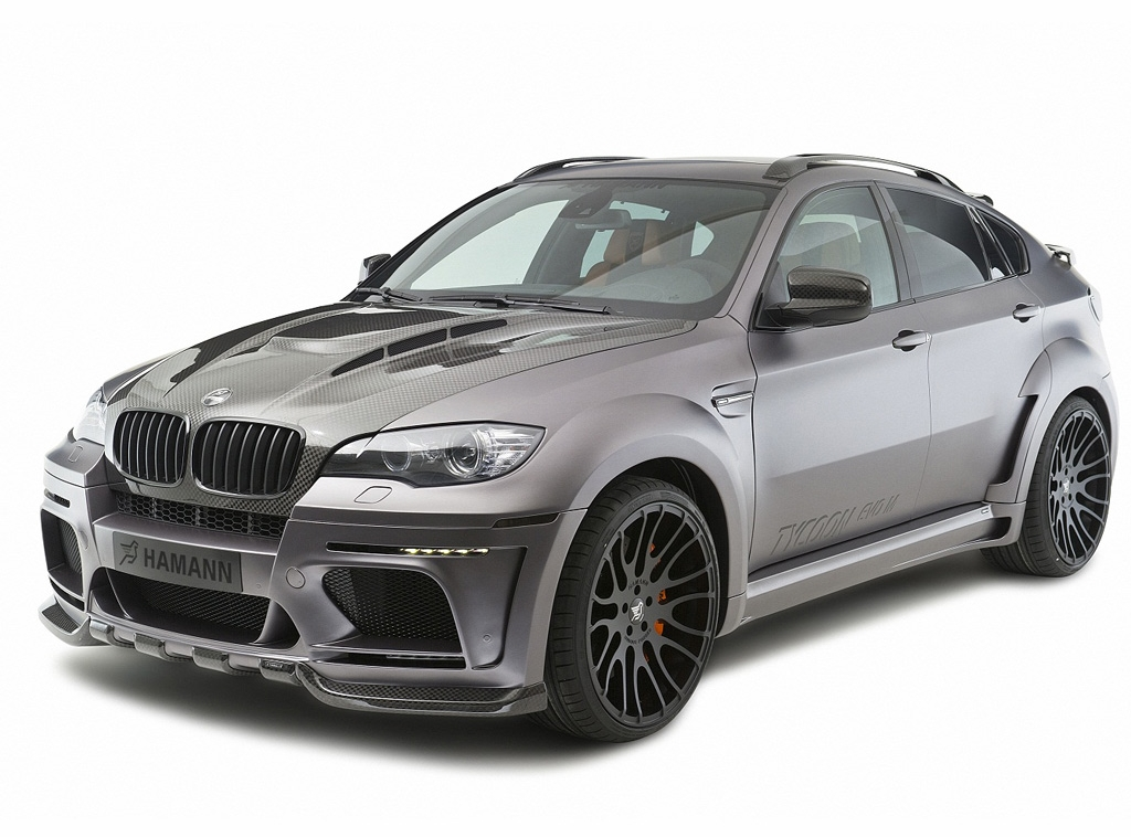 bmw x6 tycoon evo by hamann. Black Bedroom Furniture Sets. Home Design Ideas