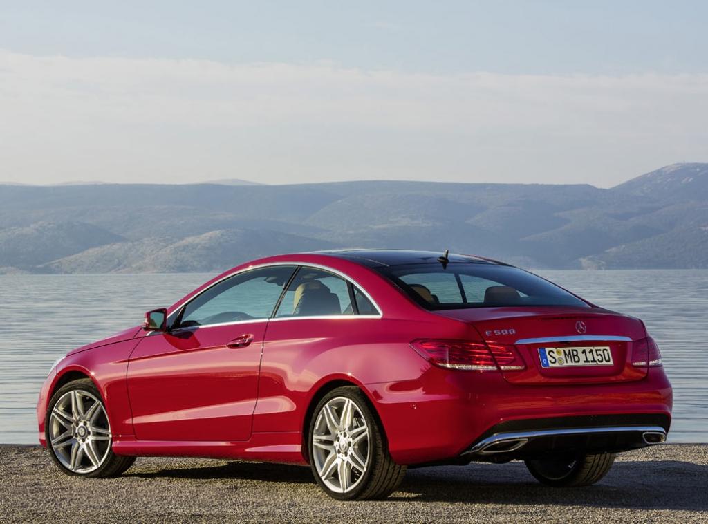 Mercedes benz clase e cabrio y coupe precios for Mercedes benz precios