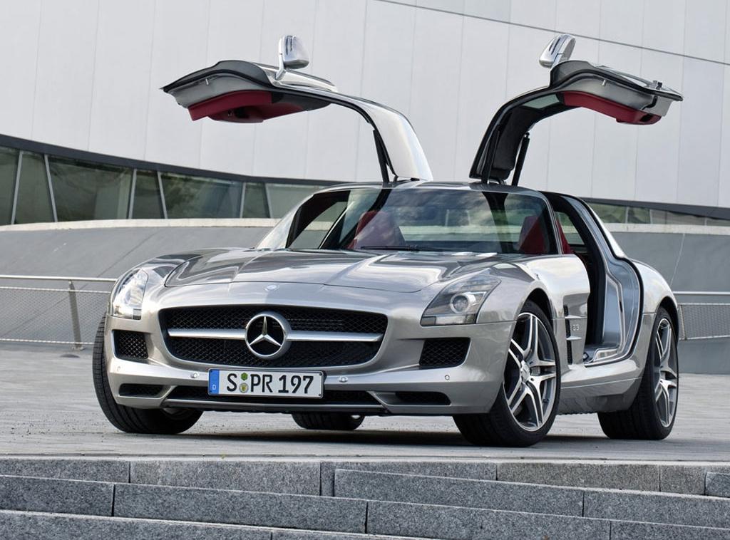 Mercedes benz sls amg precio