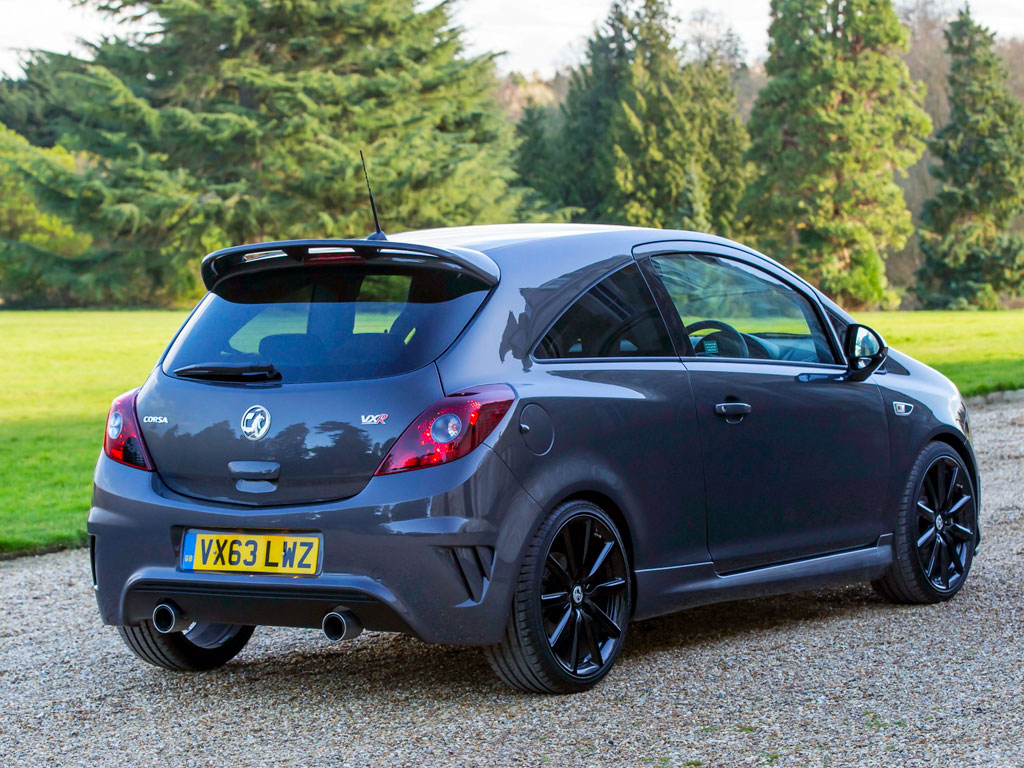 2021 Vauxhall Corsa VXR Price and Review