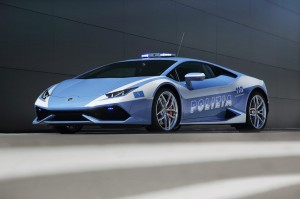 Lambo Polizei 1