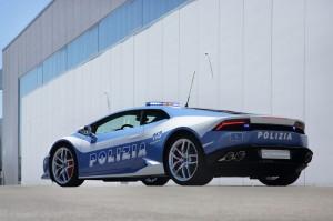 Lambo Polizei 3