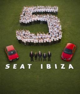 Seat Ibiza 5mill