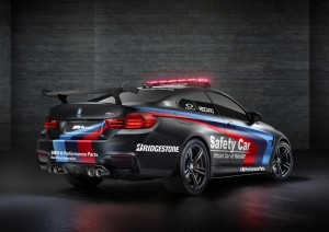BMW M4 Coupe MOTO GP 2