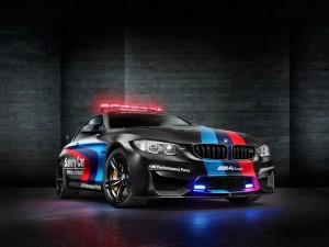 BMW M4 Coupe MOTO GP