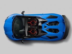Lambo Aventador LP750-4 SV Roadster