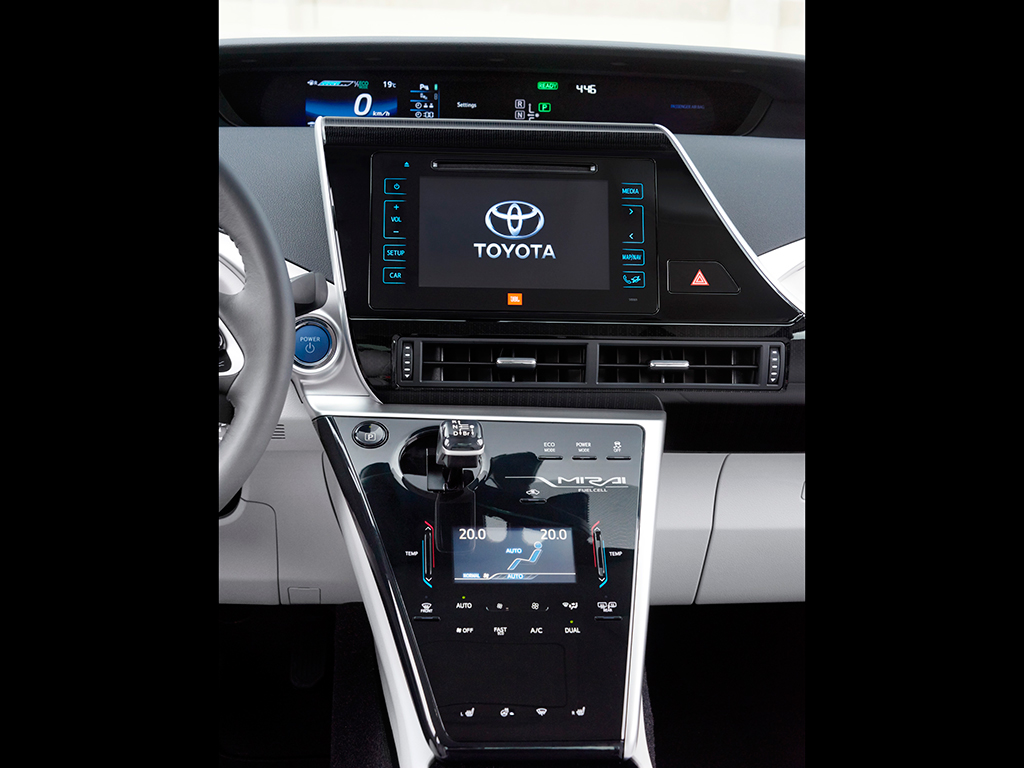 Toyota Mirai presente en la I Feria de Movilidad Sostenible de Zaragoza