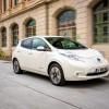Nissan LEAF líder en junio entre los eléctricos