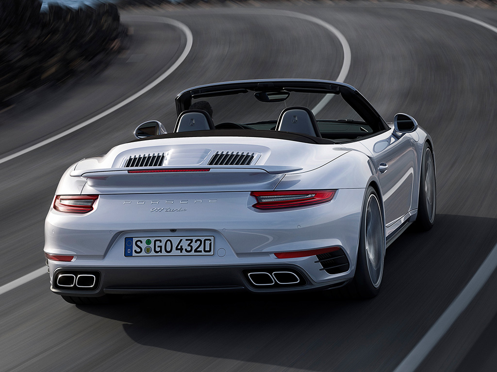 Sugerentes novedades para el Porsche 911