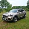 Hyundai Tucson de promoción del de España