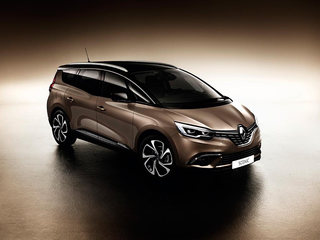 Renault Grand Scenic, protagonista en estomesuena de rne