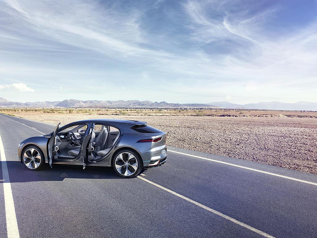 El nuevo Jaguar E-PACE se fabricara en dos continentes