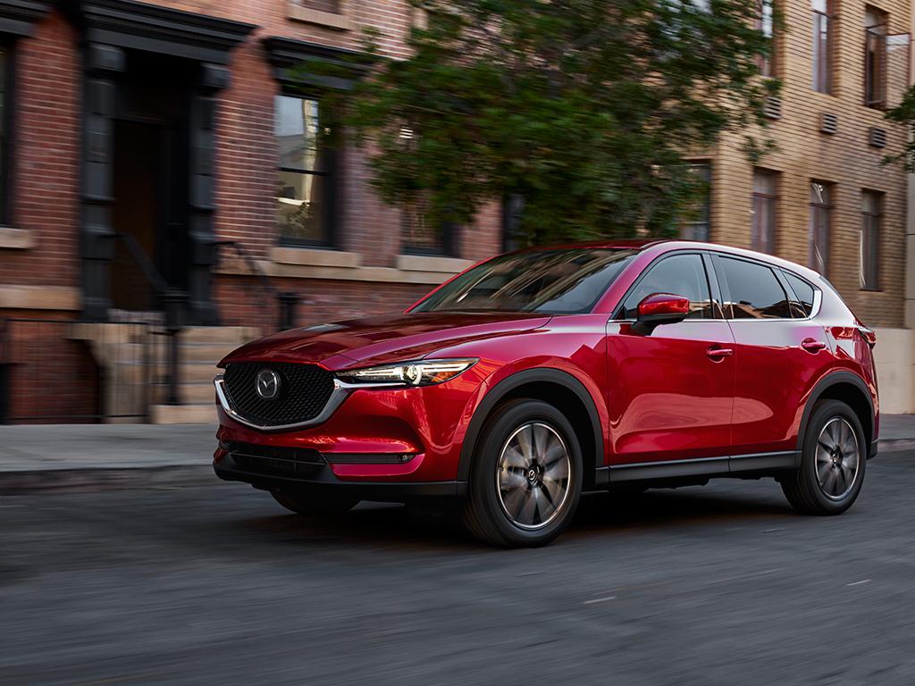 Conducimos el nuevo Mazda CX5 y aquí os lo contamos