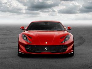 Ferrari 812 Superfast, la nueva Berlinetta de 12 cilíndros