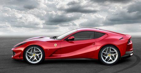 Ferrari 812 Superfast, la nueva máquina de Ferrari