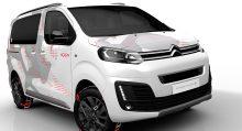 Citroën SpaceTourer 4X4 ëConcept para vivir la aventura con estilo