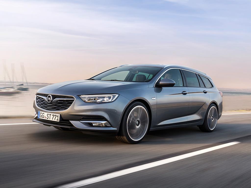 Espacioso y Deportivo: Nuevo Opel Insignia Sports Tourer