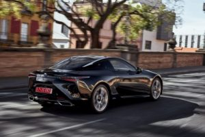 Se presentan los nuevos Lexus LC500 y LC500 Hybrid