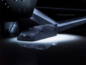 Estreno Mundial en Ginebra del Nuevo AUDI RS 5 DTM