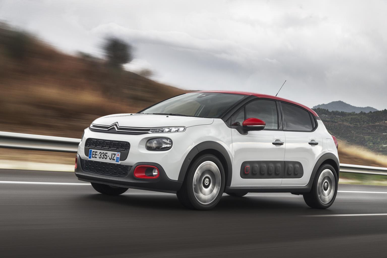 Nuevo Citroën C3, el urbanita más descarado