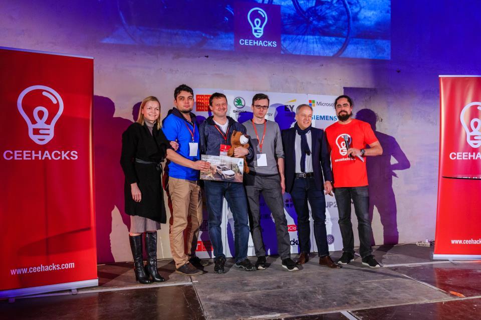 ŠKODA colabora con el International Smart Mobility Hackathon