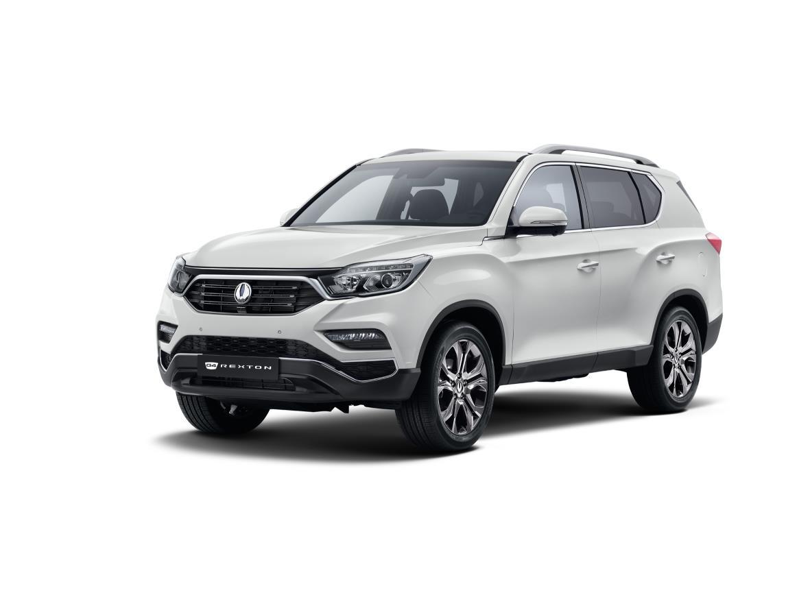 Ssangyong desvelará el Nuevo Rexton en el Salón del Automóvil de Seúl