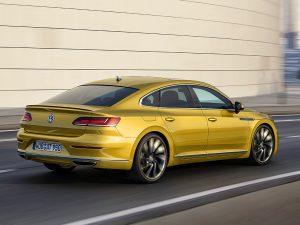 Estreno Mundial en Ginebra del Nuevo Volkswagen Arteon
