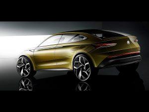 El futuro es eléctrico con el Skoda Vision E