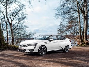 Honda Clarity Fuel Cell 2017 CELL, sin emisiones