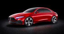 Nuevo Mercedes Benz Concept A Sedan