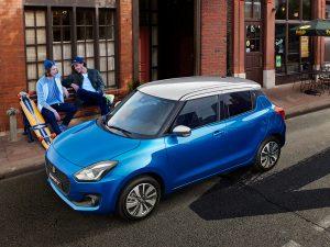 Nuevo Suzuki Swift, nuevo modelo para el segmento B