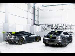 Aston Martin Launches AMR in Shanghai