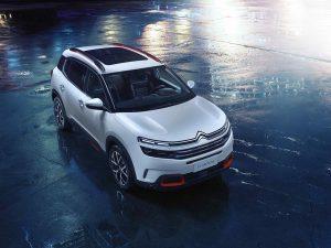 Se desvela el nuevo Citroën C5 Aircross
