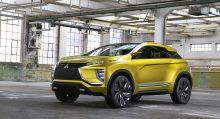 Mitsubishi presenta sus novedades en Shanghai 2017