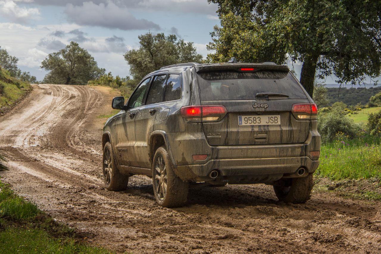 Resumen de la Jeep Academy de Sevilla 2017