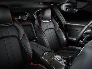 Maserati desvela el Nuevo Ghibli Nerissimo