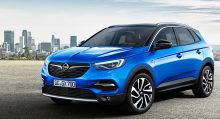 Euro NCAP califica con 5 estrellas al nuevo Opel GrandLand X
