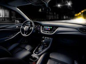 El nuevo SUV de Opel se llama GrandLand X