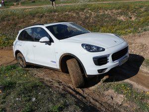 Porsche Cayenne el SUV total