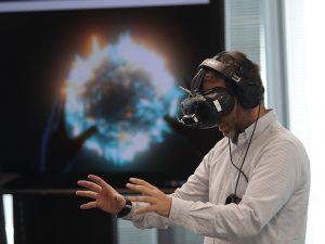 Presentación en Realidad Virtual del Skoda Vision E