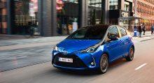 Nueva Gama Toyota Yaris 2018