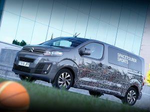 Citroën SpaceTourer, Modulable, Polivalente... (Vídeos)