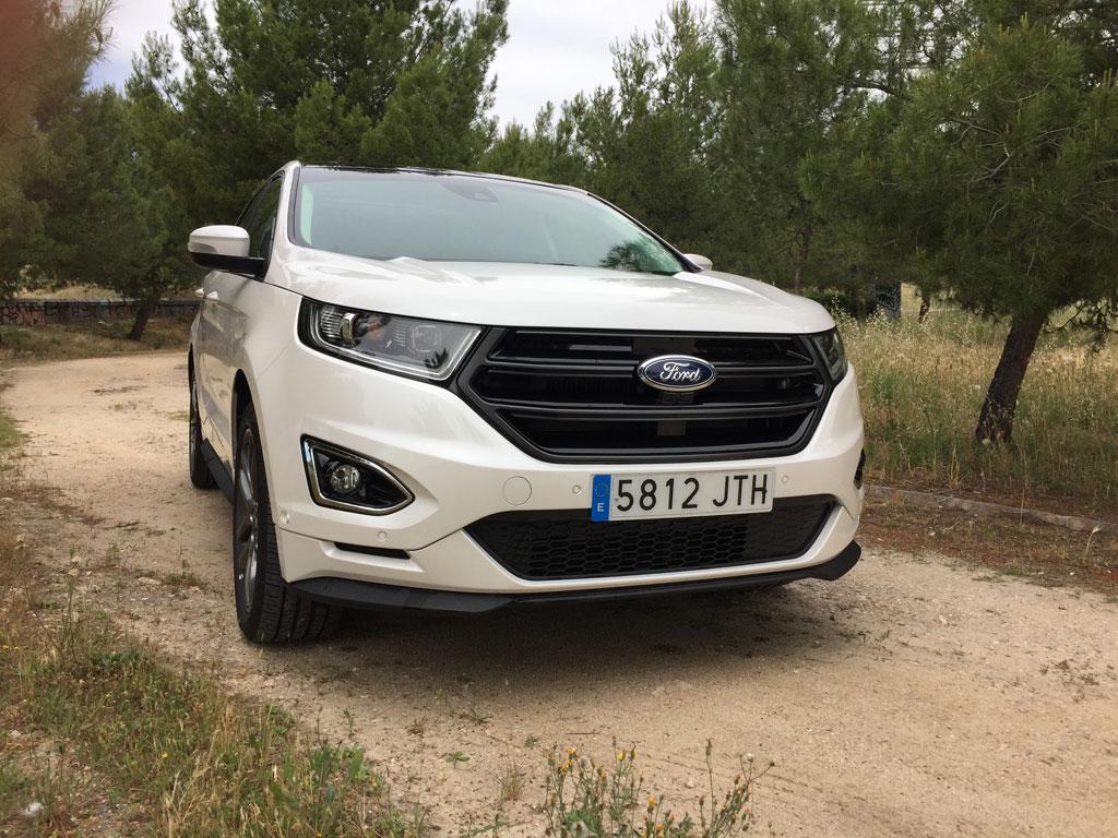 Conducimos el nuevo Ford Edge